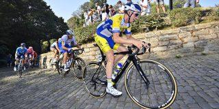 """Jordi Warlop: """"Ik moet in Dwars door Vlaanderen zo ver mogelijk proberen te komen"""""""