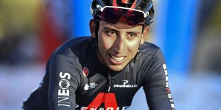 Egan Bernal gaat direct naar Giro, slaat Tour of the Alps over