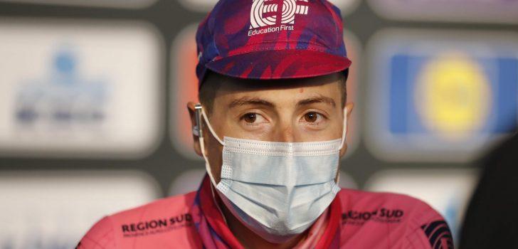 """Jens Keukeleire kampt met ademhalingsproblemen: """"Hopelijk geen gevolg van corona"""""""