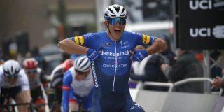 Davide Ballerini nog twee jaar bij Deceuninck-Quick-Step