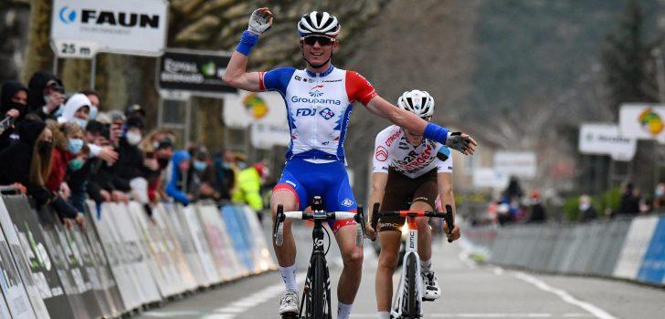 David Gaudu zegeviert in slotrit Ronde van Luxemburg, Joao Almeida grijpt eindzege