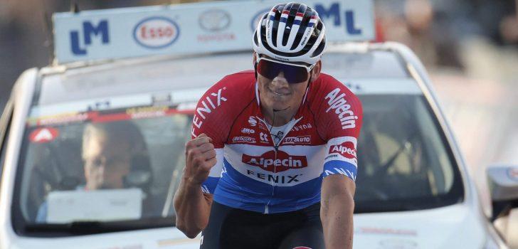 """Stuur Mathieu van der Poel brak af in finale: """"Blij dat Merlier het afmaakt"""""""