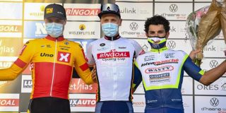 "Pasqualon derde in Le Samyn: ""Alles in de finale verliep perfect"""