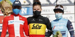 Norsgaard en Hosking kunnen leven met podiumplaatsen in Le Samyn