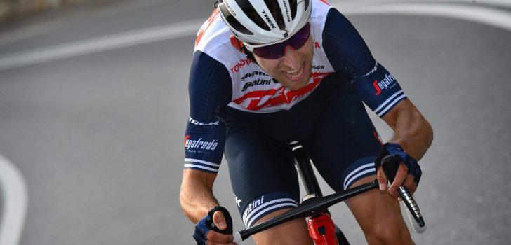 Bauke Mollema kent zijn ploeggenoten voor Strade Bianche