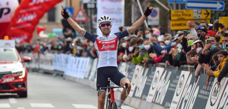Bauke Mollema wint Trofeo Laigueglia, Vansevenant maakt indruk