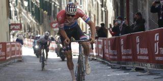 Tirreno: Alpecin-Fenix met Van der Poel en Merlier