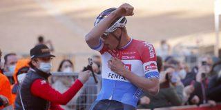 "Mathieu van der Poel: ""Strade Bianche wilde ik écht graag winnen"""
