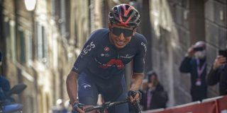 Giro 2021: INEOS Grenadiers schuift Bernal en Sivakov naar voren als kopmannen