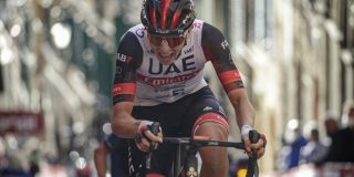 Tirreno: UAE Emirates rekent op Pogacar en Gaviria