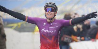 Jolien D'hoore na carrière aan de slag bij NXTG Racing en Cycling Vlaanderen