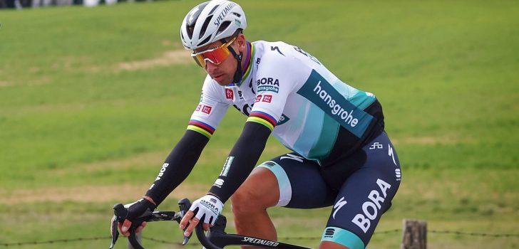 """Sagan: """"Hoop in Vlaanderen en Roubaix beter in vorm te zijn dan nu"""""""