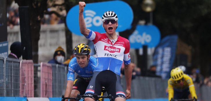 RCS Sport zet Tirreno-Adriatico op gelijke voet met Parijs-Nice