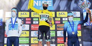 """Astana-Premier Tech met twee man op podium Parijs-Nice: """"Nooit opgegeven"""""""