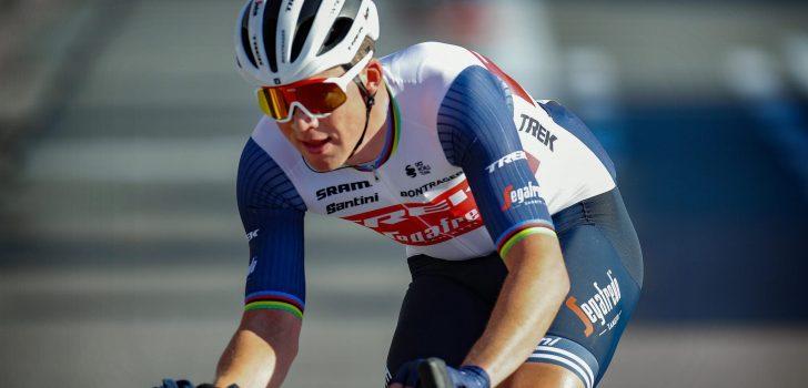"""Pedersen: """"Het plan was om een harde finale te rijden"""""""
