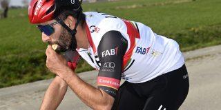 Giro 2021: Schade valt mee bij gevallen Fernando Gaviria