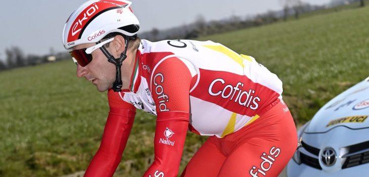 Giro 2021: Sprinter Elia Viviani moet Cofidis aan ritzeges helpen