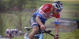"""Bondscoach De Knegt: """"Het lijkt mij beter dat Van der Poel de Tour overslaat"""""""
