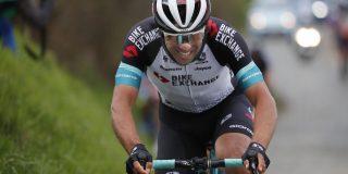 BikeExchange zonder Matthews in Dwars door Vlaanderen