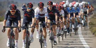 UCI Team Ranking: INEOS Grenadiers nadert Deceuninck-Quick-Step