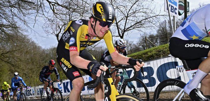 """Nathan Van Hooydonck goud waard voor Van Aert: """"Ultieme beloning"""""""