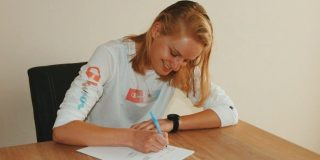 Leonie Bentveld (16) tekent bij veldritploeg Pauwels Sauzen-Bingoal