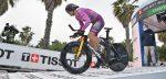 Wout van Aert wint slottijdrit Tirreno-Adriatico, Tadej Pogacar stelt eindzege veilig