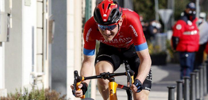 Bahrain Victorious met Colbrelli en Mohoric naar Milaan-San Remo