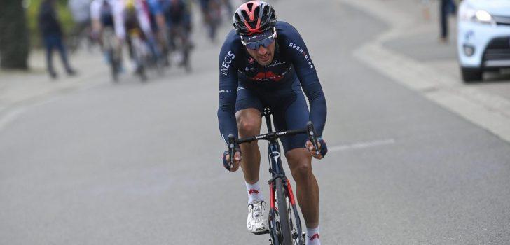 Geen Strade Bianche en Milaan-San Remo voor geblesseerde Moscon