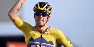 """Primoz Roglic: """"Ik wil Wout van Aert helpen de Amstel Gold Race te winnen"""""""