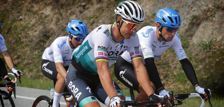 Giro 2021: BORA-hansgrohe met Sagan, Buchmann en Großschartner