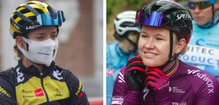 Jolien D'hoore en Marianne Vos toppen deelnemersveld GP Oetingen