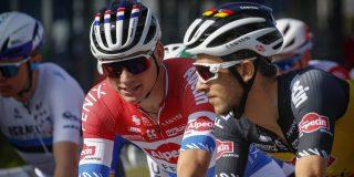 Mathieu van der Poel kent ploeggenoten voor Ronde van Vlaanderen