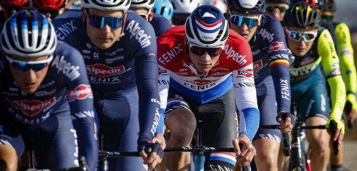"""Mathieu van der Poel over Le Samyn: """"Het is niet dat ik zonder ambitie aan de start sta"""""""