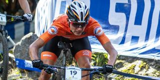 """Mountainbiker Milan Vader voor drie jaar naar Jumbo-Visma: """"Koersen op de weg is relatief nieuw voor mij"""""""