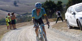 Jakob Fuglsang voert Astana-Premier Tech aan in Strade Bianche