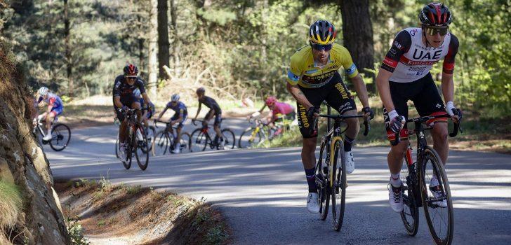 Volg hier de vierde etappe van de Ronde van het Baskenland 2021