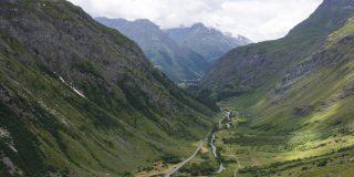 De Col de l'Iseran: de hoogste geasfalteerde bergpas van Europa