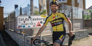 Paul Martens met vijftiende start op uniek podium in Amstel Gold Race