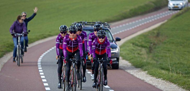 Rensters Team SD Worx staan prijzengeld Amstel Gold Race af voor goed doel