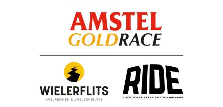 WielerFlits en Ride Magazine mediapartners Amstel Gold Race