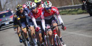 Androni Giocattoli-Sidermec ontvangt alsnog wildcard voor Giro d'Italia