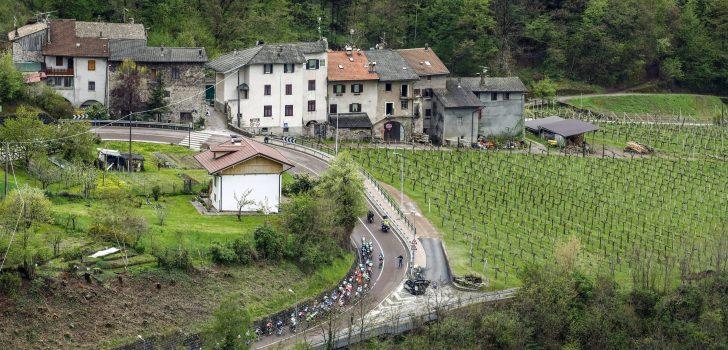 Volg hier de openingsetappe van de Tour of the Alps 2021