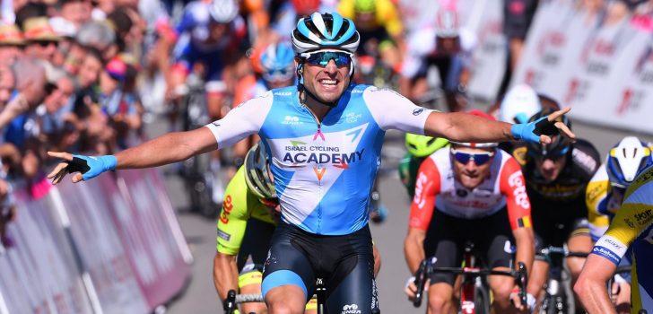 Verviers startplaats in Tour de Wallonie