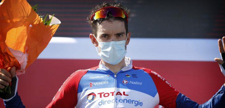 Oud-beloftenwereldkampioen Romain Sicard moet stoppen door hartprobleem