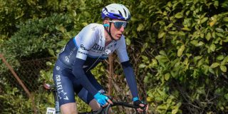 Ben Hermans ondersteunt Dan Martin in Tour of the Alps