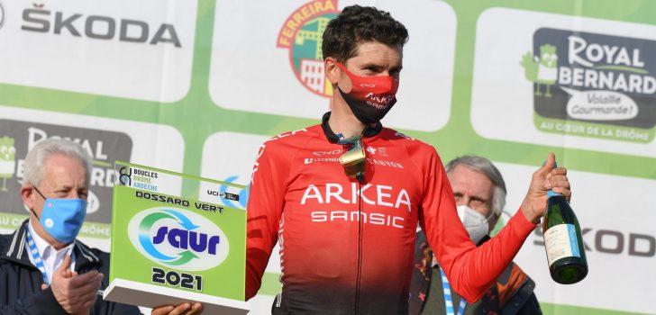 Arkéa-Samsic met Barguil in Gold Race, ook Bingoal-WB en Uno-X onthullen ploeg