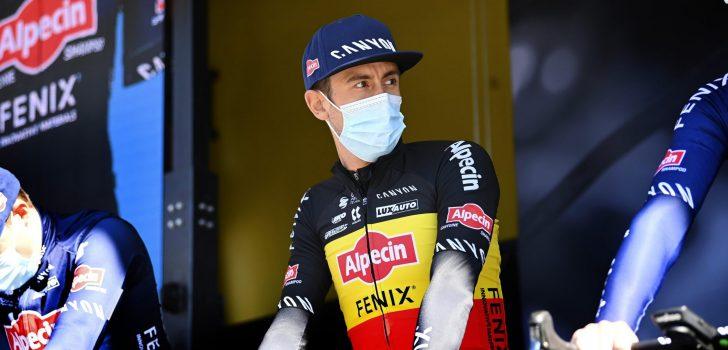 Tim Merlier, Gianni Vermeersch en Dries De Bondt maken groterondedebuut in Giro d'Italia