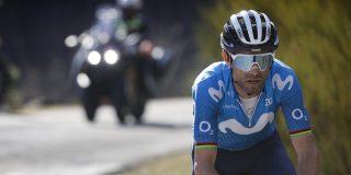"Alejandro Valverde: ""Jammer dat ik Roglic moest laten gaan"""
