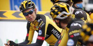 """Van Aert favoriet in Brabantse Pijl: """"Korte klimmetjes hem op het lijf geschreven"""""""